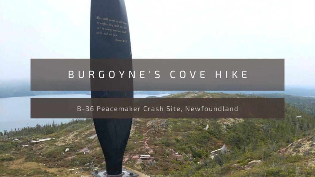 Burgoyne's Cove Hike