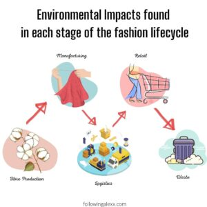 Life Cycle of Fast Fashion