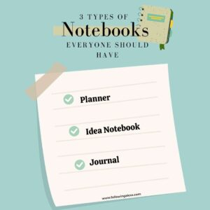 3 Notebooks You Need