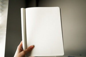 journal as one of the 3 notebooks you need